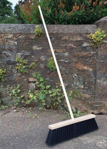 Borstiq Farmers Broom and Handle