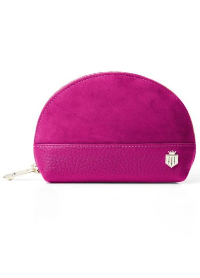 Fairfax & Favor Chiltern Coin Purse - Fuchsia