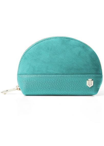 Fairfax & Favor Chiltern Coin Purse - Turquoise