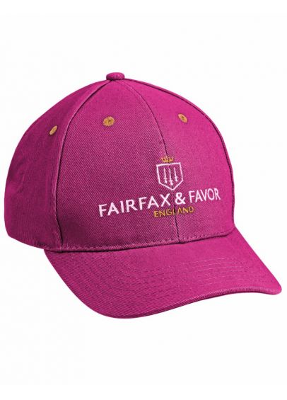 Fairfax & Favor Signature Hat - Fuchsia