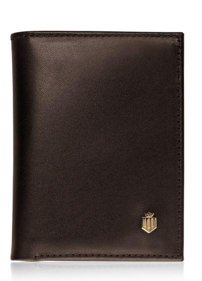 Fairfax & Favor Walpole Leather Wallet - Brown