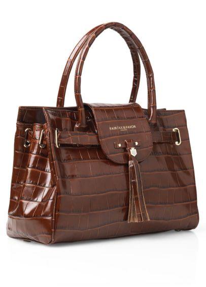 Fairfax & Favor Leather Windsor - Conker
