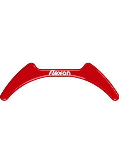 Flex-On Stirrup Magnets - Red