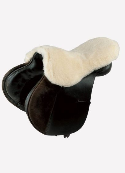 Wool Seat Saver - Natural