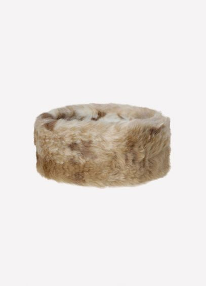 Dubarry Fur Headband - Chinchilla