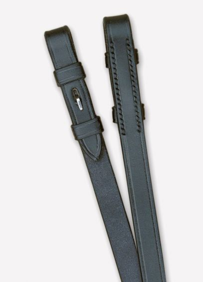 Sabre Suregrip Reins - Black