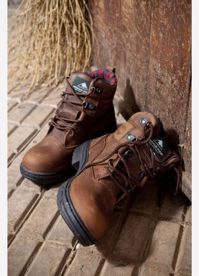 Mountain Horse Mountain Rider Classic Boots - Brown