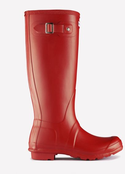 Hunter Original Wellingtons - Red
