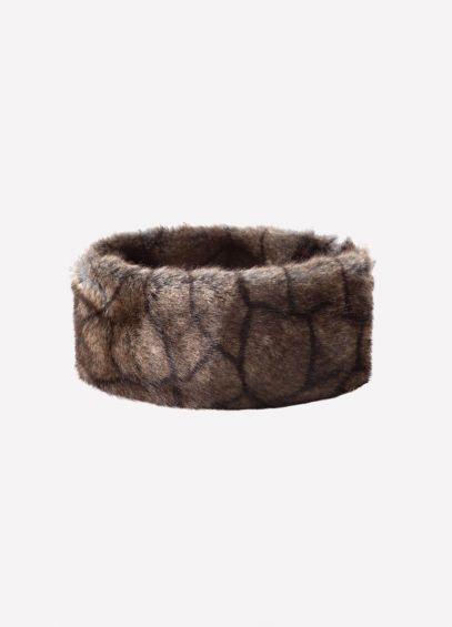 Dubarry Fur Headband - Elk