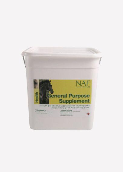 NAF General Purpose Supplement