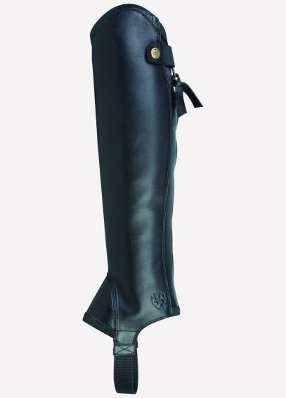 Ariat Concord Chaps - Smooth Black