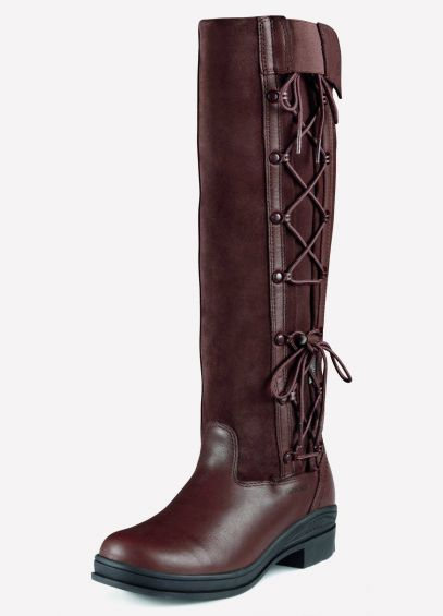 Ariat Womens Grasmere Tall Boots - Chocolate