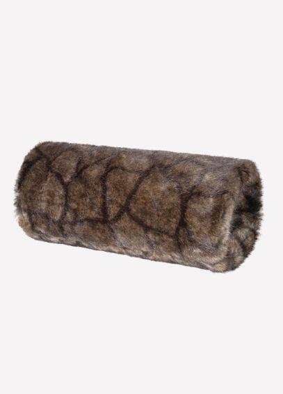 Dubarry Swords Faux Fur Muff - Elk