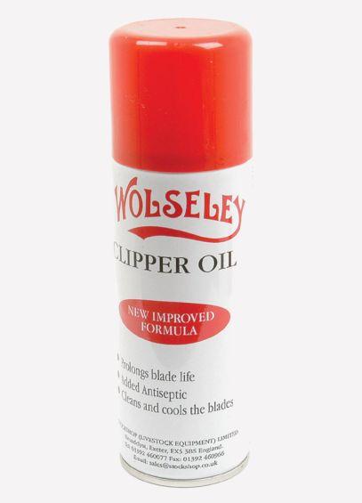 Wolseley Clipper Oil Spray