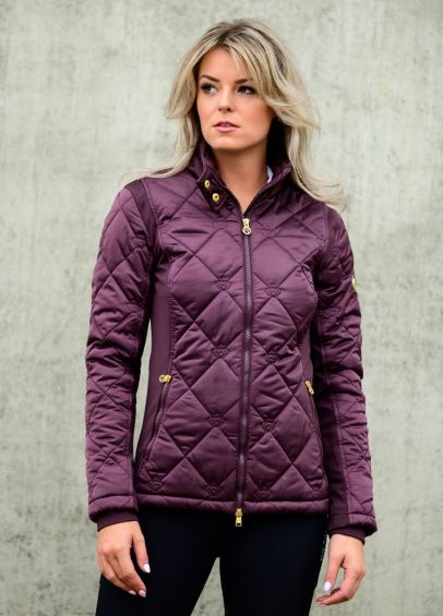 PS of Sweden Gina Jacket - Wine
