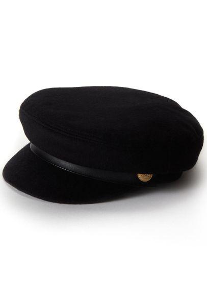 Holland Cooper Bretton Hat - Black