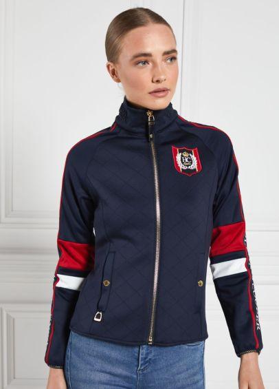 Holland Cooper Coach Jacket - Ink Navy