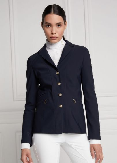 Holland Cooper Competition Jacket - Ink Navy