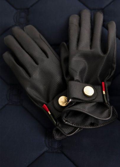 Holland Cooper Riding Glove - Black