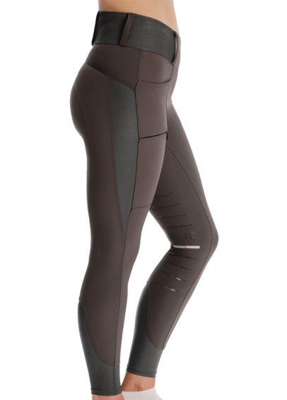 Horseware Meryl Hybrid Breeches - Grey