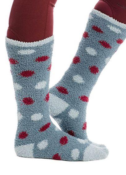 Horseware Softie Socks - Winter Oceans Spot