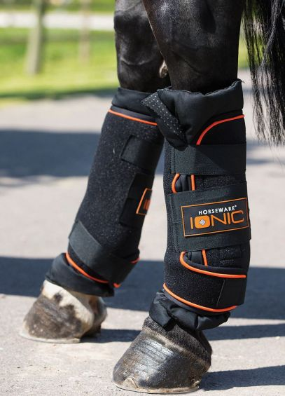 Rambo Ionic Stable Boots - Black