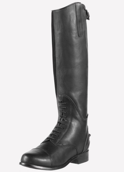 Ariat Junior Bromont H2O Tall Boots - Black