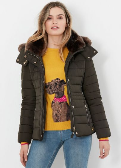 Joules Gosway Jacket - Heritage Green
