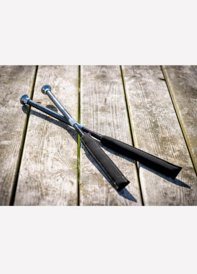 LeMieux Junior Pro Baton Whip - Navy