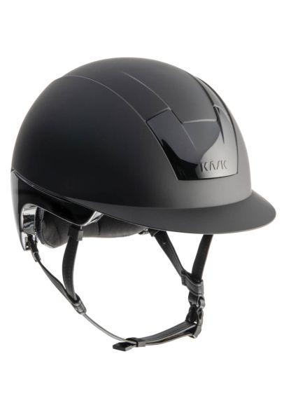 Kask Kooki Riding Helmet - Black Matt