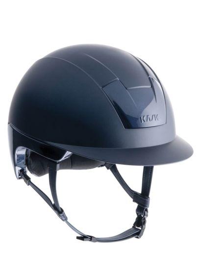 Kask Kooki Riding Helmet - Navy Matt