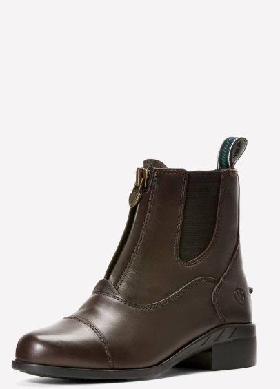 Ariat Junior Devon IV Paddock Boots - Light Brown