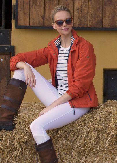 Dubarry Lecarrow Jacket - Saffron