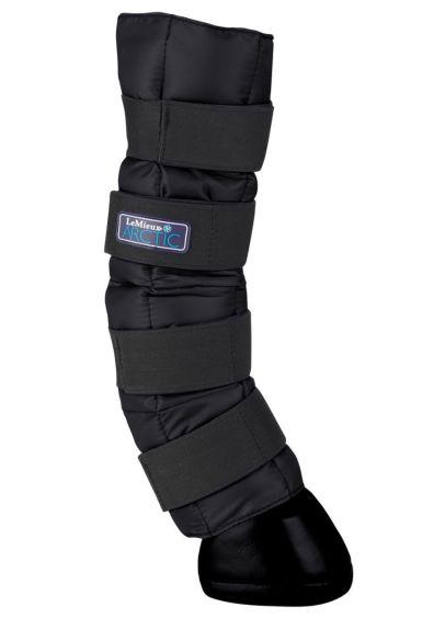LeMieux Arcitc Ice Boots (Pair) - Black