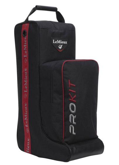 LeMieux Hat & Boot Bag - Black