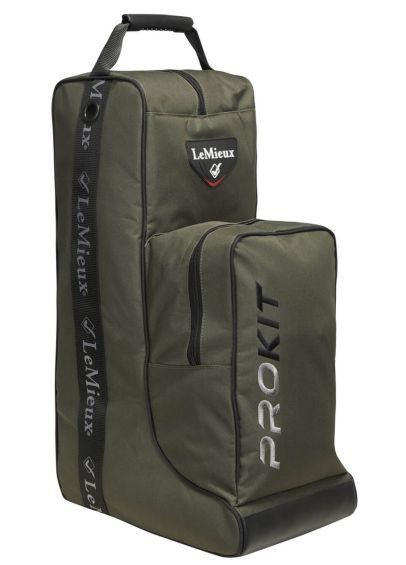 LeMieux ProKit Boot & Hat Bag - Oak - PRE ORDER