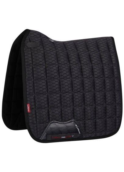 LeMieux Carbon Mesh Dressage Square - Black