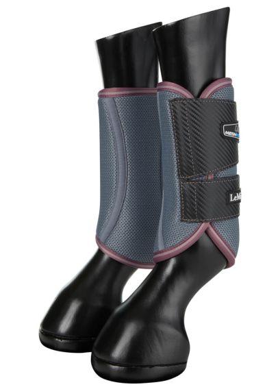 LeMieux Carbon Mesh Wrap Boots - Musk