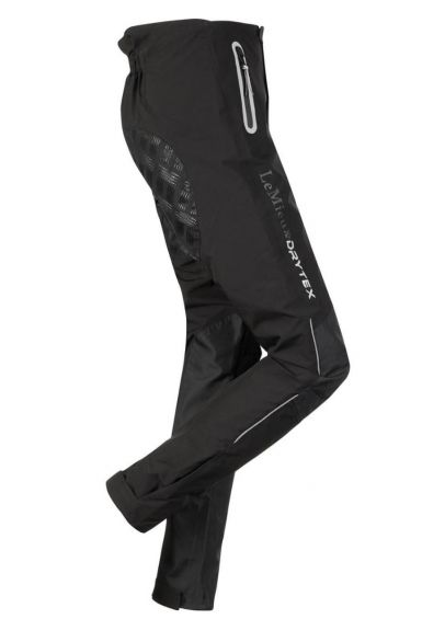 LeMieux Drytex Stormwear Waterproof Trousers - Black