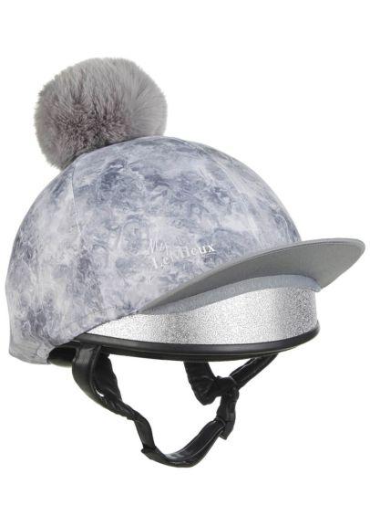 LeMieux Glacé Hat Silk - Grey