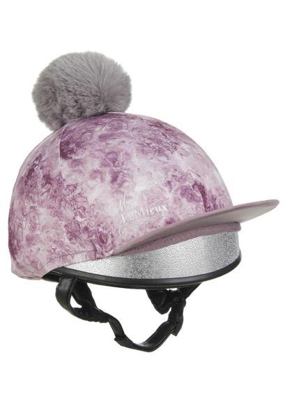 LeMieux Glacé Hat Silk - Musk