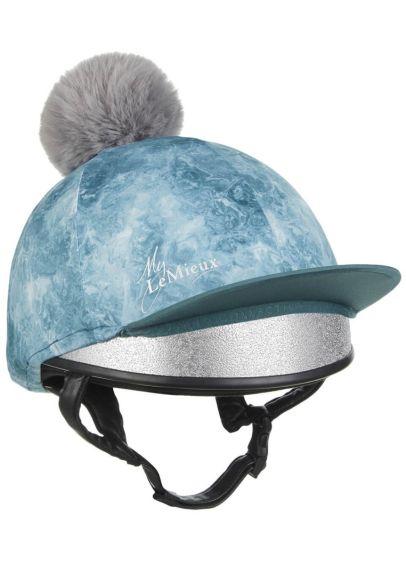 LeMieux Glacé Hat Silk - Sage