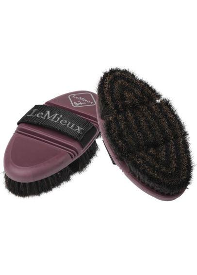 LeMieux Flexi Horse Hair Body Brush - Rioja - PRE ORDER