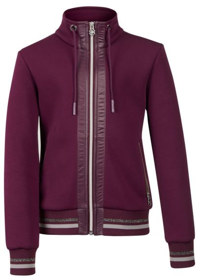 LeMieux Young Rider Luxe Jacket - Grape