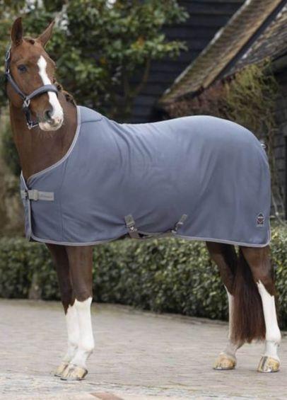 LeMieux Arika Jersey-Tek Fleece Rug - Grey