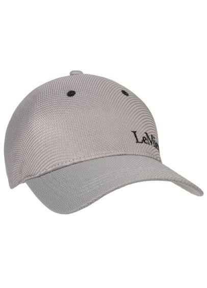 LeMieux Mesh Baseball Cap - Carbon Grey