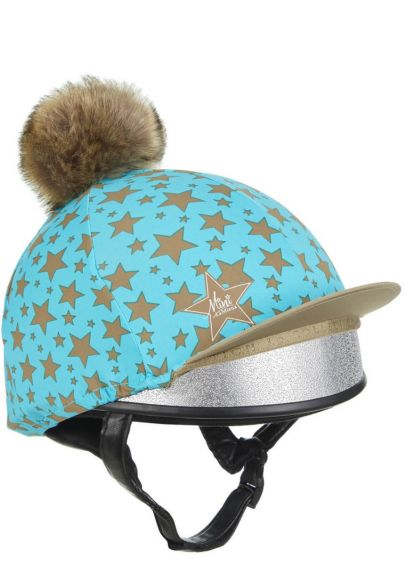 LeMieux Mini Hat Silk - Azure