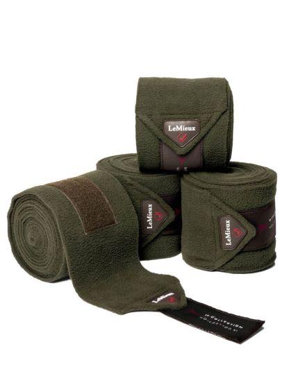 LeMieux Classic Polo Bandages - Oak