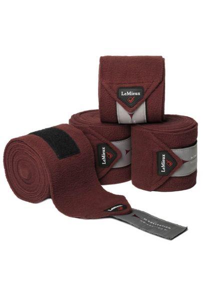 LeMieux Classic Polo Bandages - Rioja