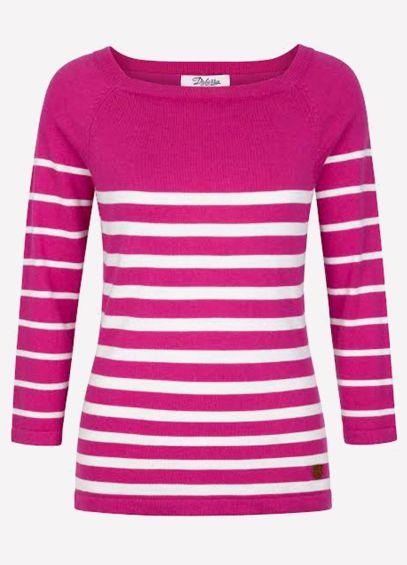 Dubarry Womens Martello Sweater - Raspberry